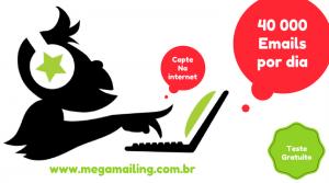 Extrator de emails megamailing 2017