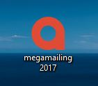 megamailing no meu computador
